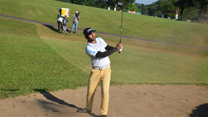 Baisoya shines at Asia-Pacific Classic