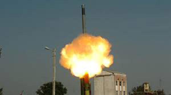 India test-fires BrahMos  cruise missile