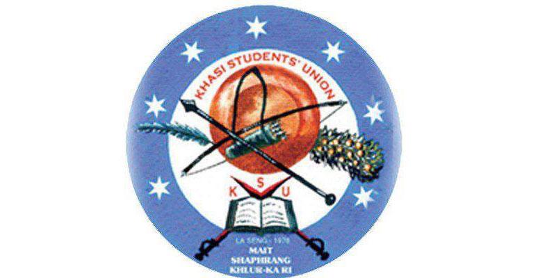 Vehicle of Khasi Students' Union (KSU) Leader Vandalized