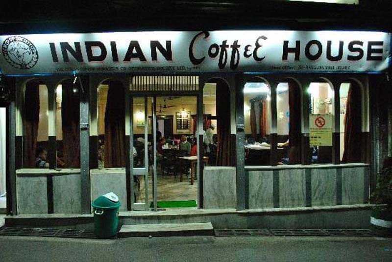 A Boy we met in a Coffee House at Connaught Place - Sentinelassam