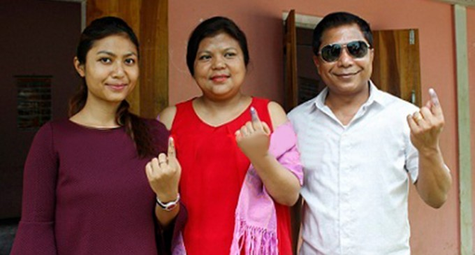 Ampati by-polls today, keen contest on cards