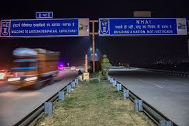 Modi launches Eastern Peripheral Expressway