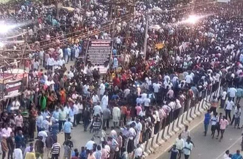 Nine dead in Sterlite protests