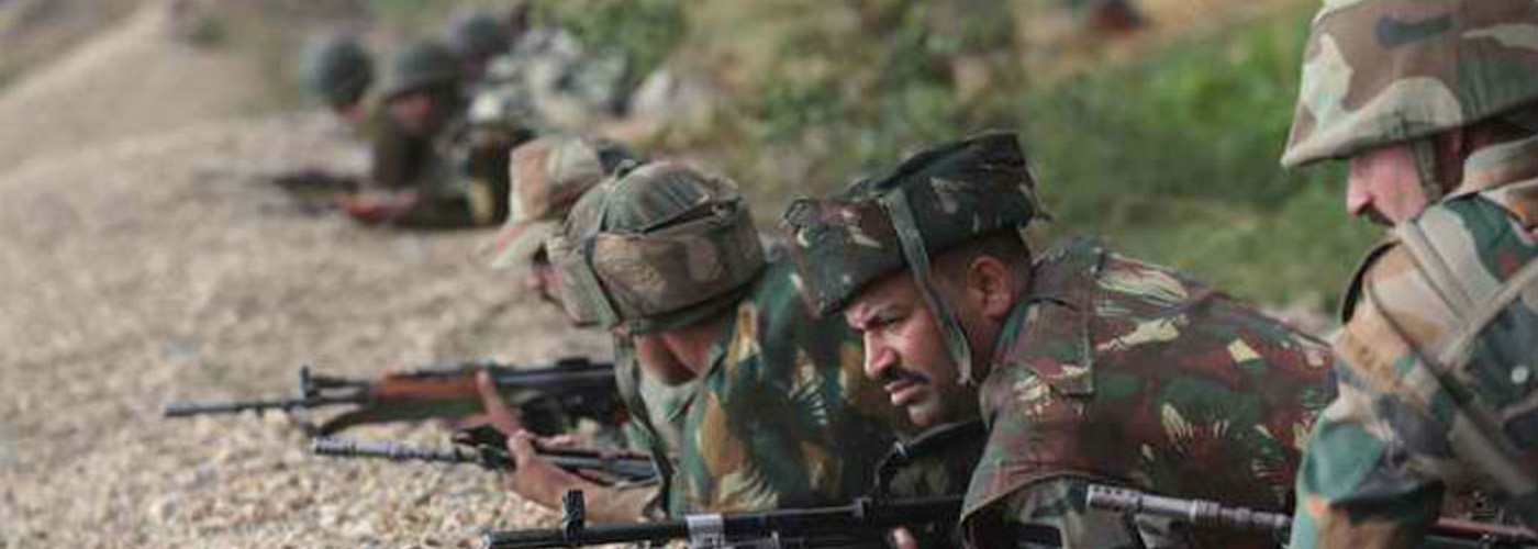 5 killed,  10 injured in Pakistani shelling