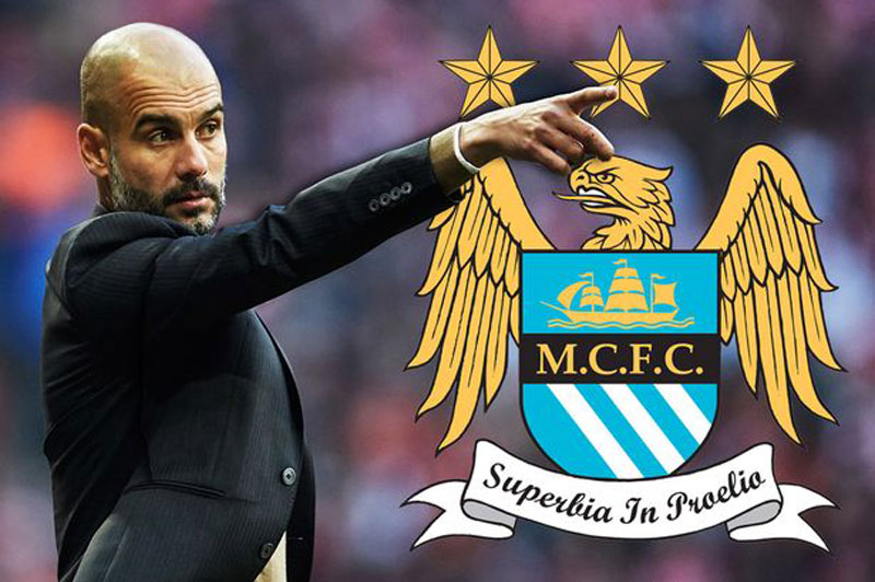 Guardiola signs contract extension with Man City