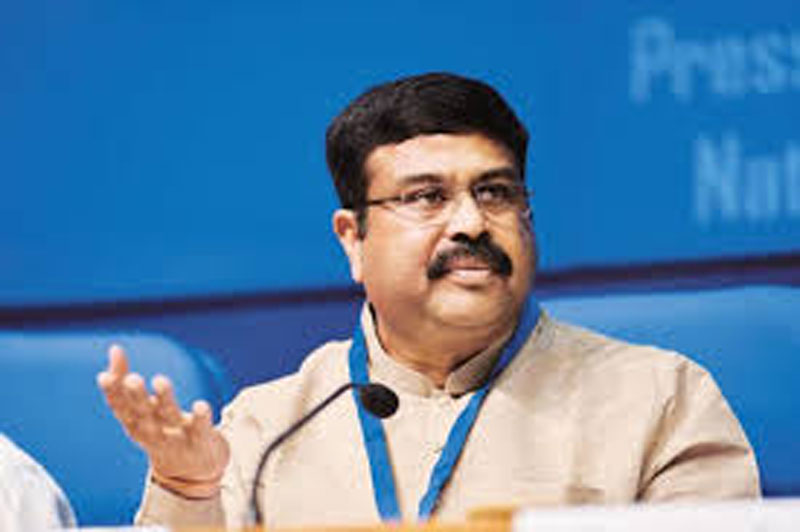 Pradhan expresses concern over high oil prices