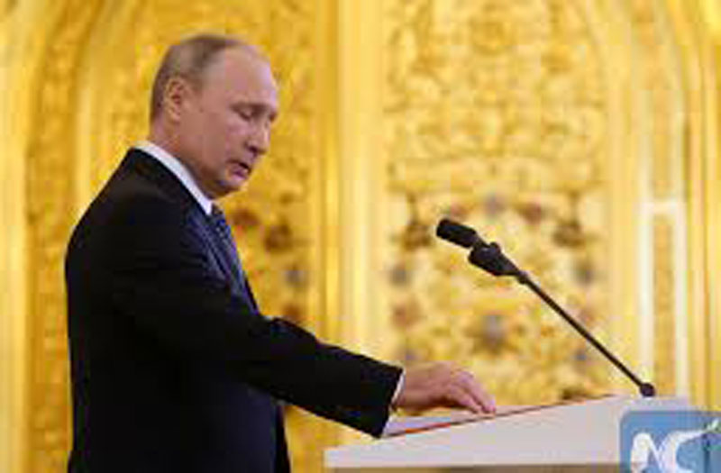 Putin orders cabinet to draft guidelines