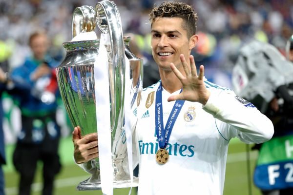 Ronaldo casts doubt on Real future, says now time to enjoy