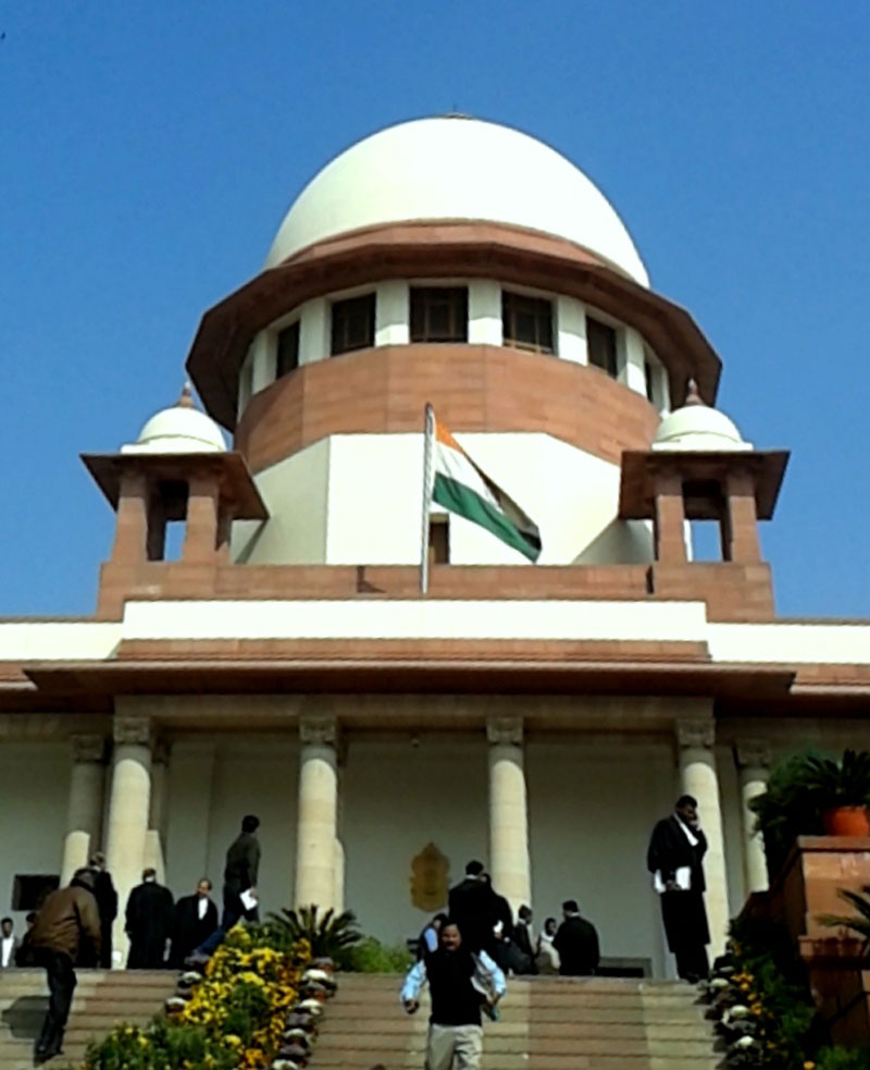 SC sets conditions to cut trees for Ganga Jal project