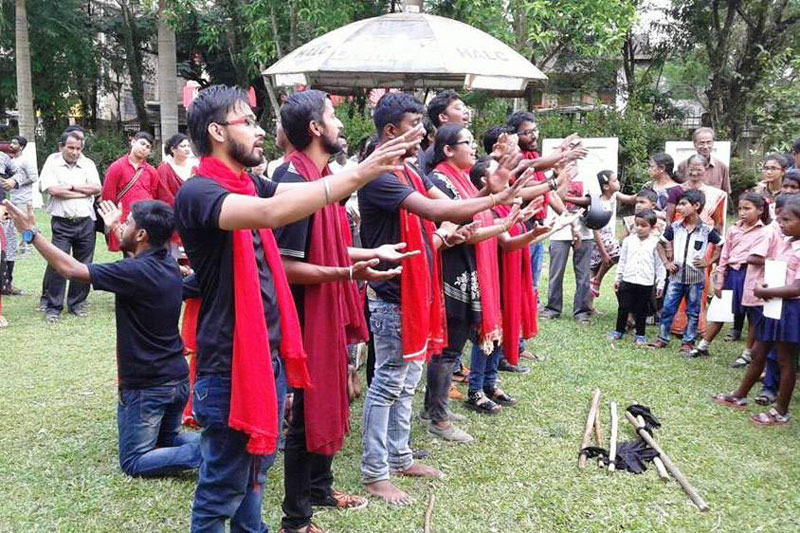 Bhasha Shaheed Divas observed