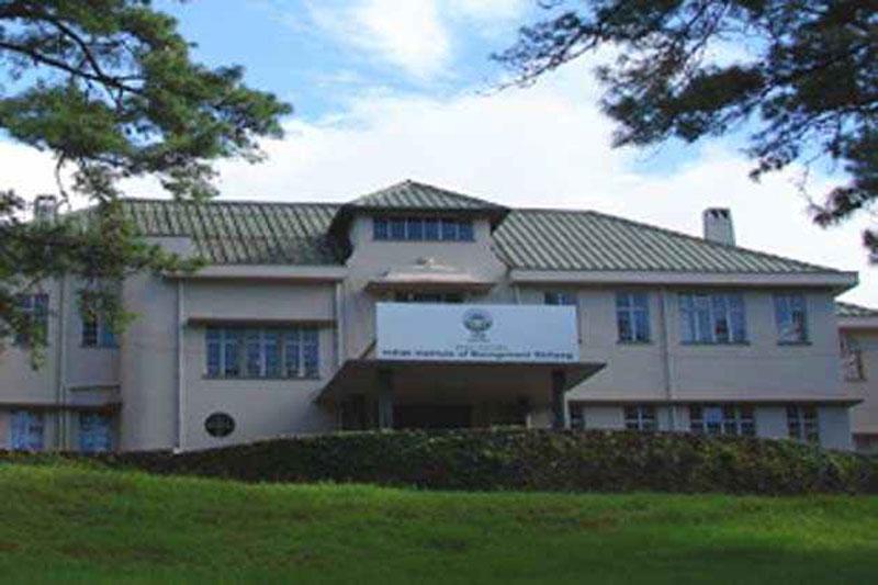 IIM Shillong organizes faculty development event