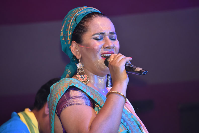 Singer Kalpana Patowary enthrals audience