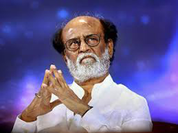 TN would become graveyard if protests held for everything: Rajinikanth