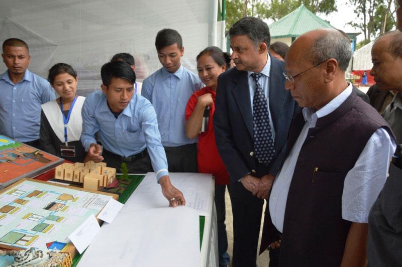 Tynsong inaugurates Meghalaya Skill Competition