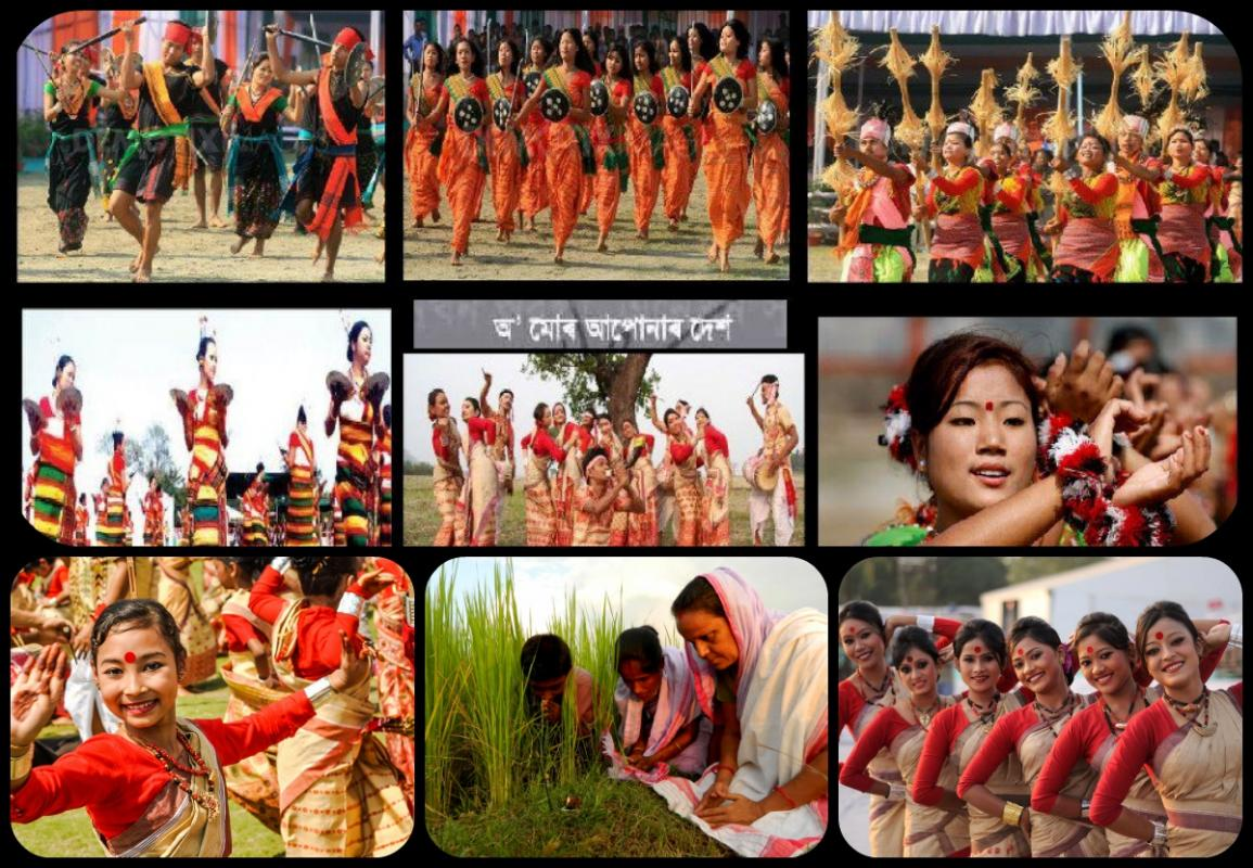 Bihu is of 12 types, states book
