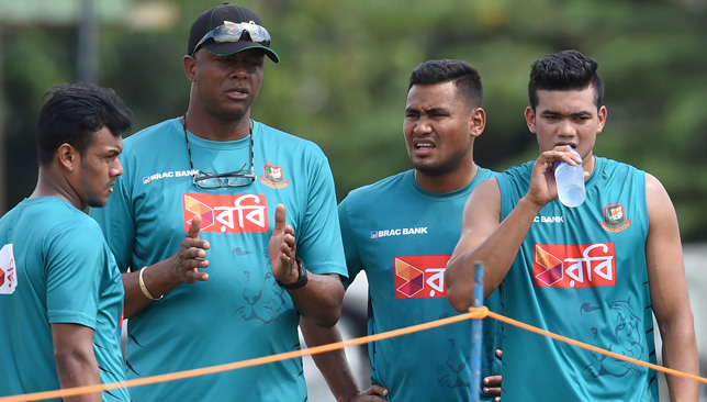 Bangladesh retain Walsh as coach for Afghanistan series
