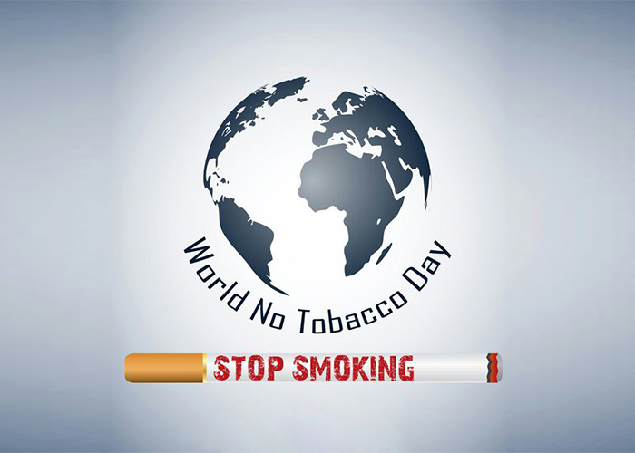 'World No Tobacco Day' on May 31