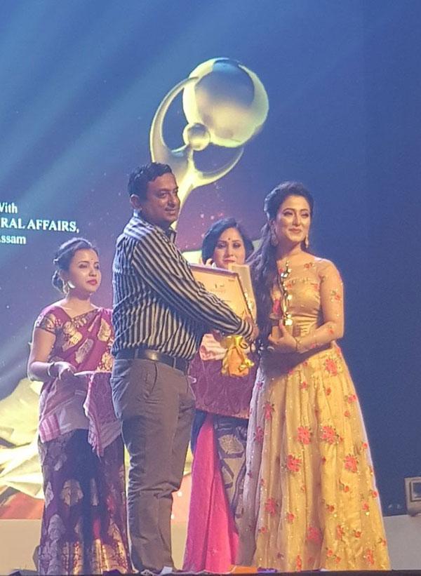 YAA Award to Meghranjani Medhi