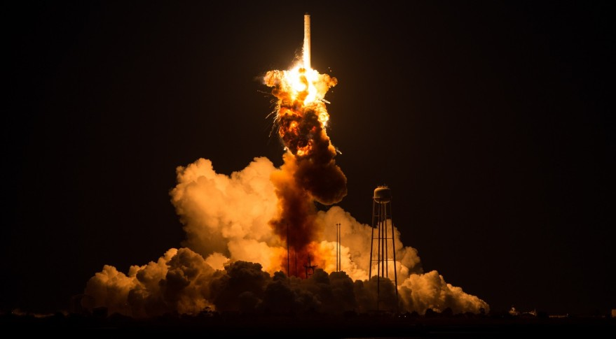 Orbital Antares Launched
