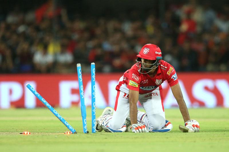Bangalore trounce Punjab by 10 wickets
