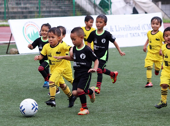 Baby League in Shillong