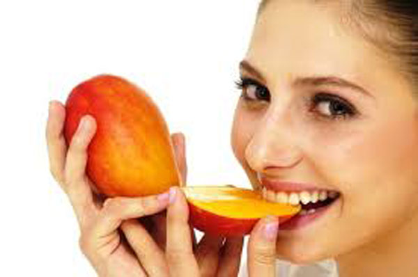 Healthy Side of  King of Fruits: Mango