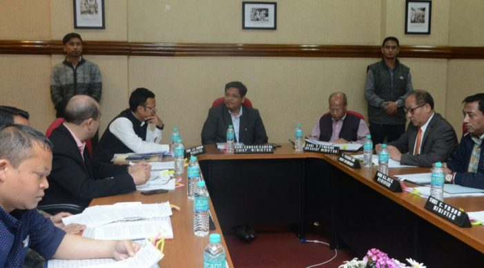 Food processing directorate in Meghalaya on anvil