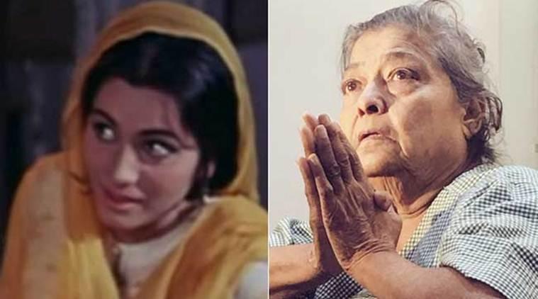 Veteran actress Geeta Kapoor passed away