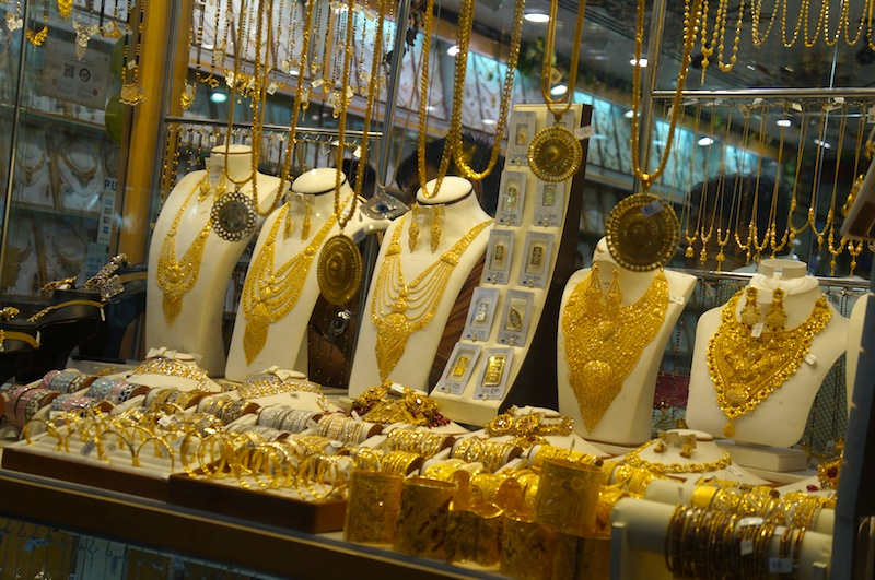 BIS directive alarms small gold vendors