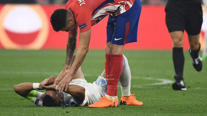 Injured Payet misses out on France's World Cup squad