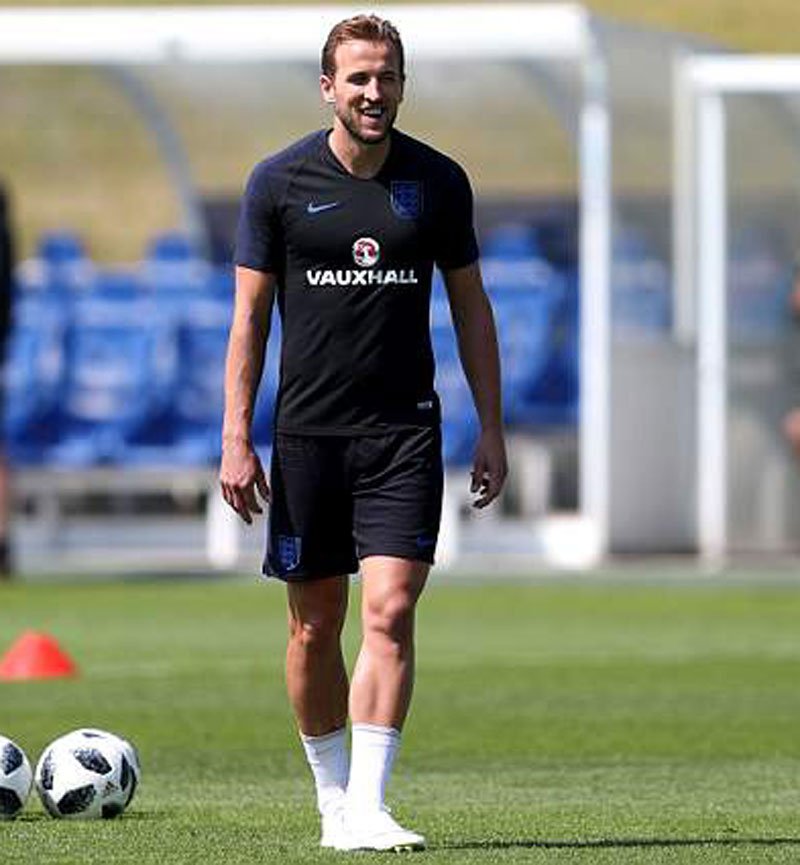 Harry Kane named captain of England's WC team