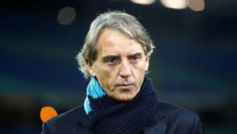 New coach Mancini vows  to bring Italy back to top
