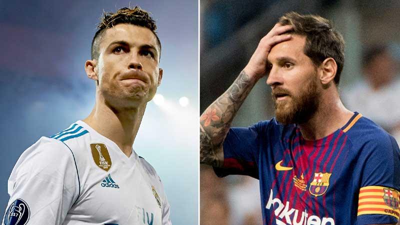 Messi & Ronaldo in ISIS Hit List