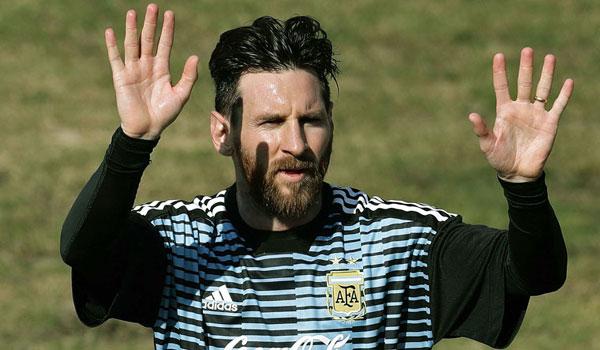 'I've got faith in Argentina'
