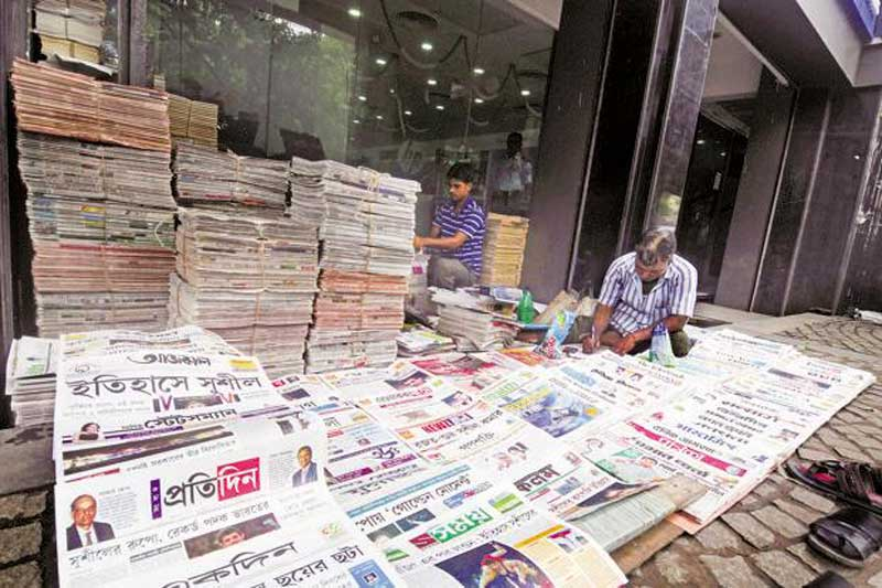 'Readers are lifelines of a newspaper'
