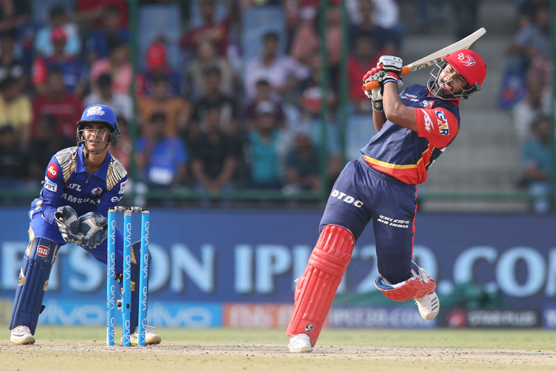 Delhi knock out Mumbai from IPL play-offs