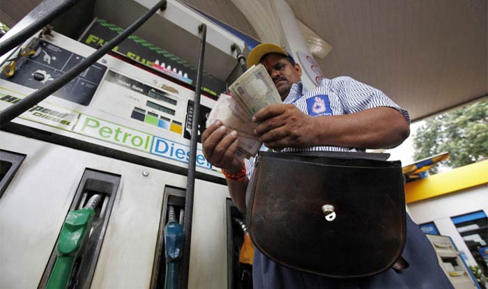Surging petrol prices may ease as crude cost declines