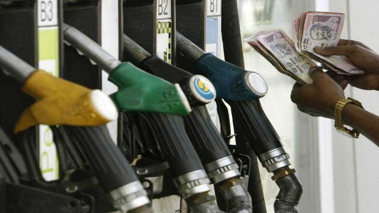 After excise cut, fuel prices again on upswing