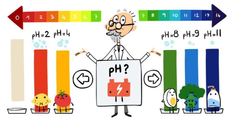 pH Introducer Soren Gets a Doodle