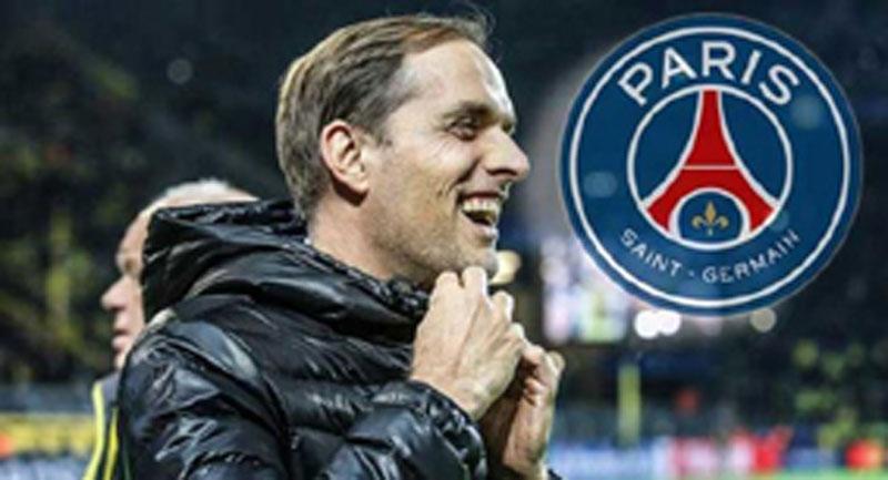 Tuchel new PSG coach