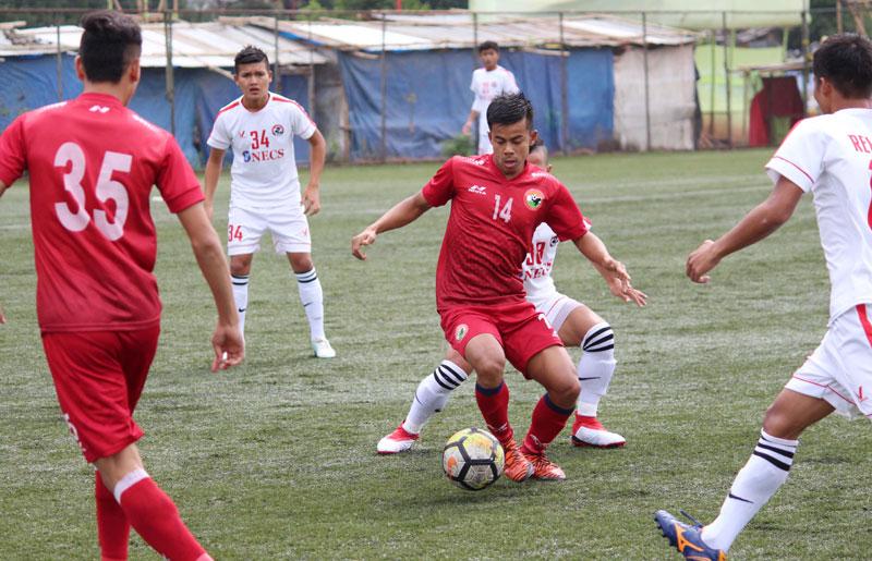 Shillong Lajong beat Aizawl FC
