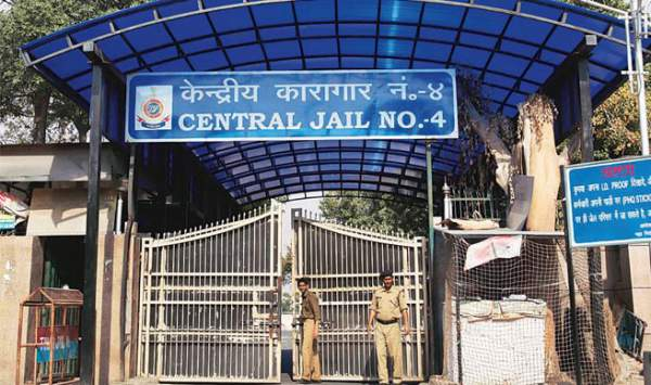 Tihar Jail Showing Secularism with 59 Hindus Fasting