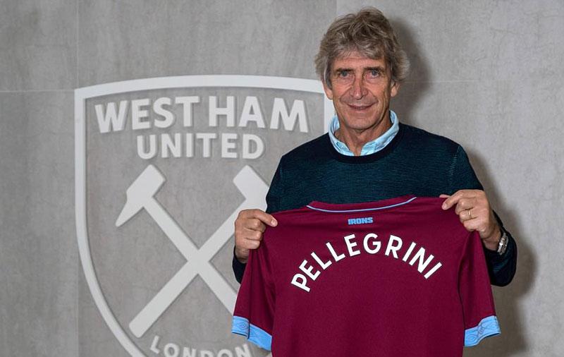Pellegrini appointed  West Ham United coach