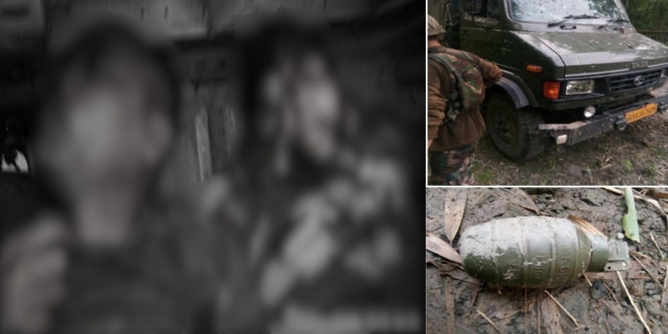 Two Assam Rifles Jawans Killed in Ambush, NSCN (K) claims responsibility