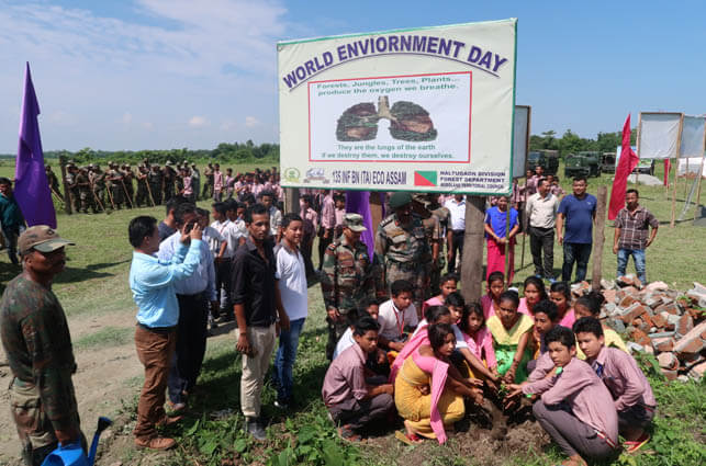 Awareness drive on protection of nature