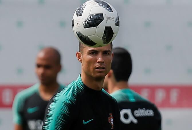 Spain face big opening test against Ronaldo-led Portugal