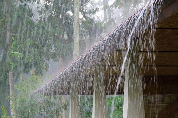 Heavy rainfall warning
