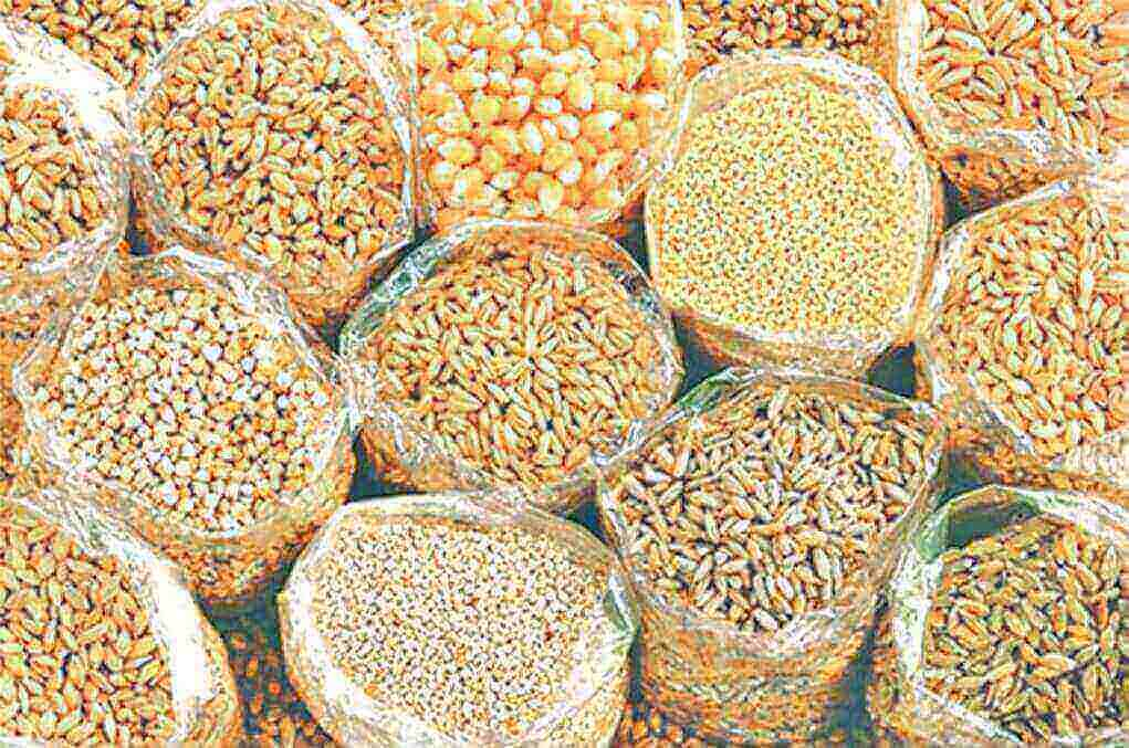 Essential commodities distributed