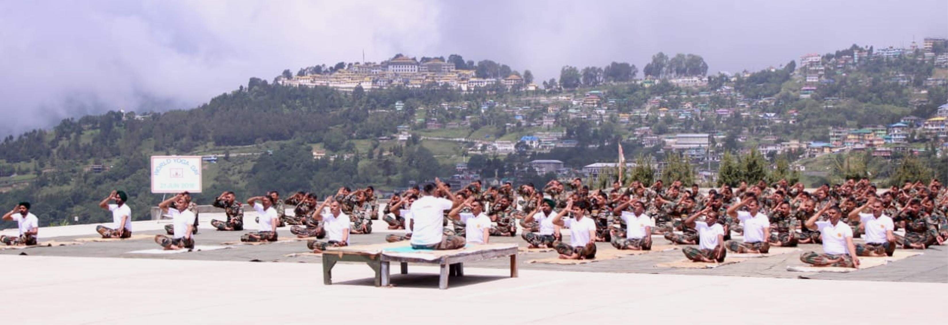 Arunachal celebrates International Yoga Day