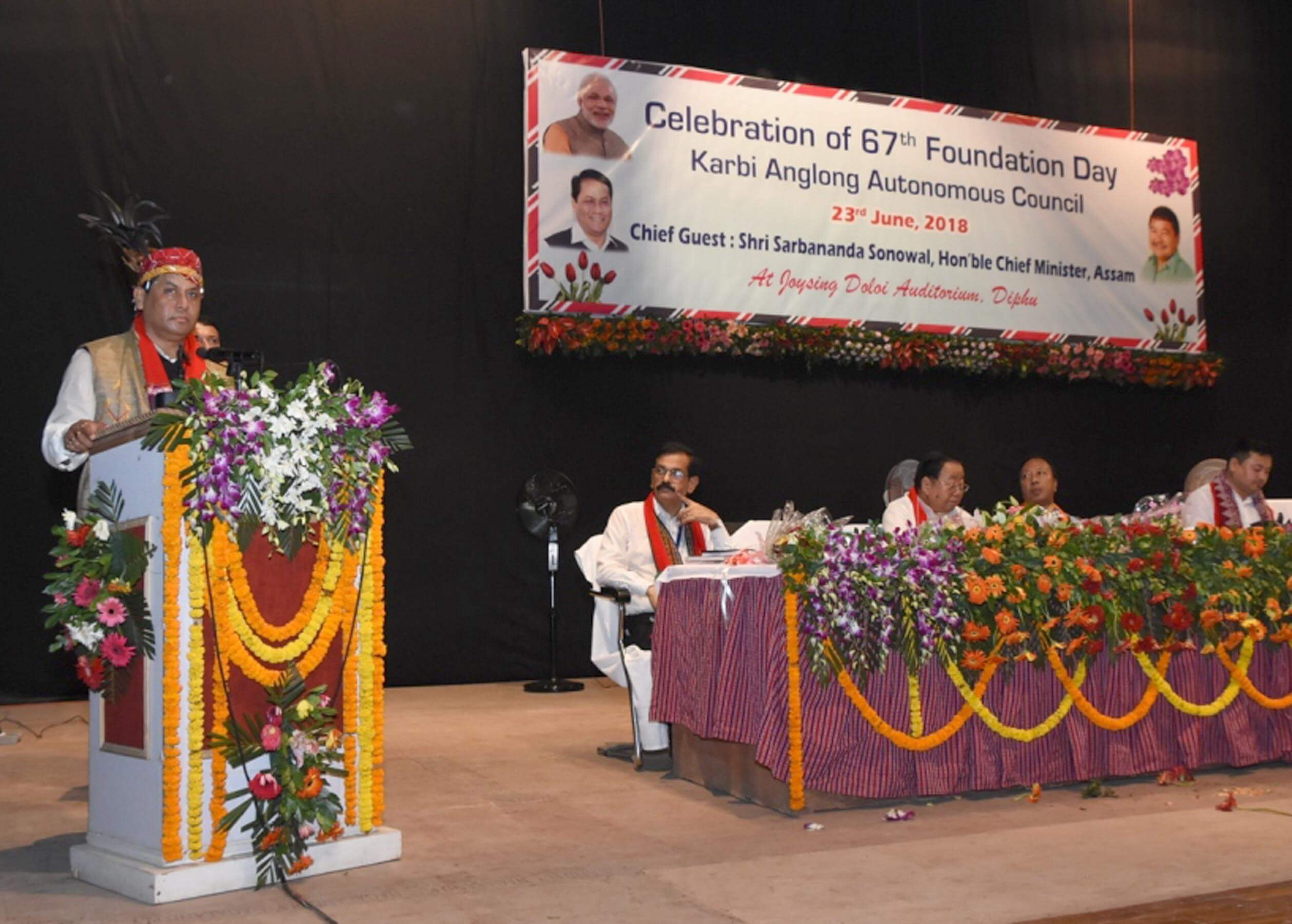 Government for qualitative development of 3 hill districts: CM